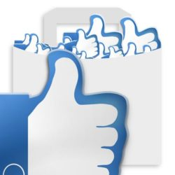 Facebook like button op je website