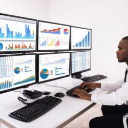 Google Analytics het dashboard