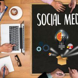 Meer bezoekers op je website door social media